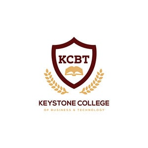 Keystone College of Business and Technology (KCBT) Logo